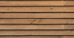 Overlapping planks texture