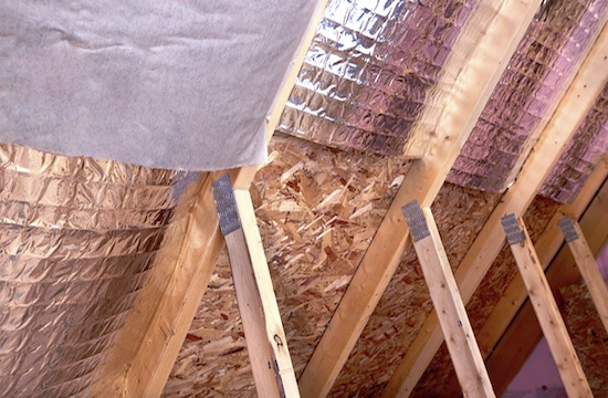Foil Faced Insulation Products Lampert Lumber