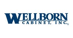 Lampert lumber Wellborn Cabinets Logo