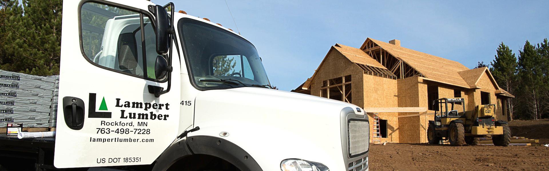 Lampert Lumber Truck